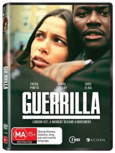 "The Blurb – ""Guerrilla"" – Win 1 of 5 DVD copies of the TV series thanks to Acorn Media"