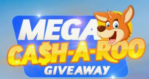 Today Show – Mega Ca$h-A-Roo – Win a minimum of $10,000 OR a maximum of $400,000
