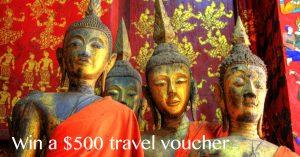 Travelbay – Win a $500 Travelbay voucher to put towards a Travelbay Holiday