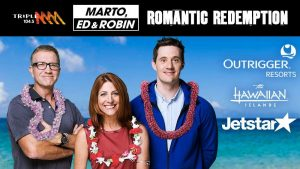 Triple M Brisbane – Win a Romantic Redemption in Hawaii
