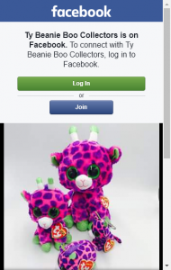 Ty Beanie Boo – Win Three Different Sized Gilbert Beanie Boos Closes @7pm