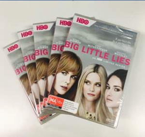 Angus  Robertson Bookworld – Win One Of Five Copies Of Big Little Lies On Dvd