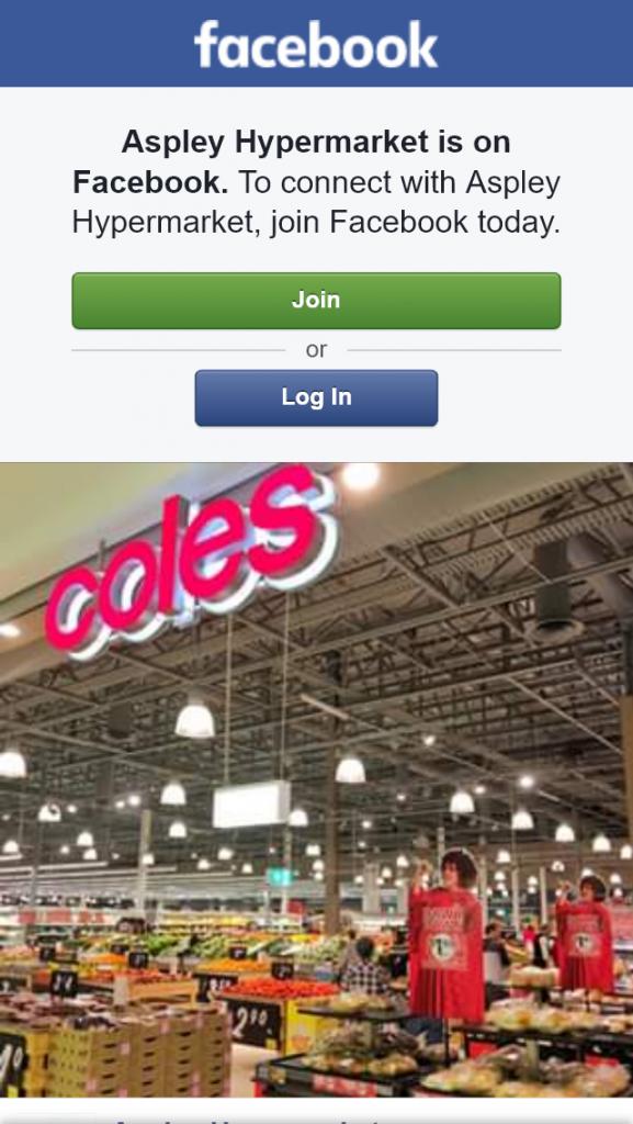 Aspley Hypermarket – Win A $100 Coles Gift Card
