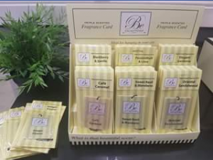 Be Enlightened Scented Candles – Win All 7 Fragrance Cards Valued At $70  (prize valued at $70)