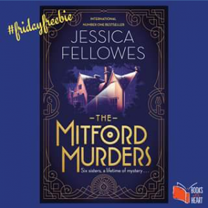 Books With Heart – Win One Of Five Proof Copies Of The Mitford Murders