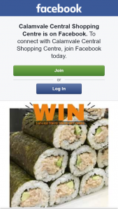 Calamvale Central – Win Four $10 Tokyo Tokyo Sushi Gift Cards (prize valued at  $40)