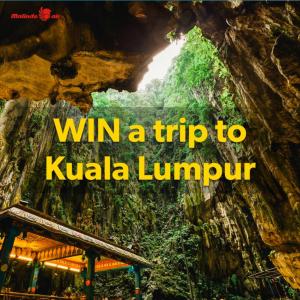 Cheapflights – Win a trip to Kuala Lumpur