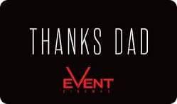 Event Cinemas Australia Fair – Win A $100 Gift Card For Him