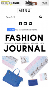 Fashion Journal – Win A Huge Kipco Prize Pack (prize valued at $541)
