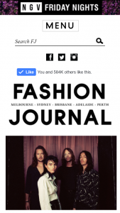 Fashion Journal – Win Tickets To The Preatures  A Levi's Wardrobe For You And A Friend