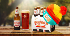 Little Creatures Brewing – Win 1 of 10 Fire Falcon Prize Packs