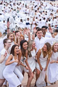 Pacific Fair Shopping Centre – Win 2 Tickets For You And A Friend To Gold Coast's First Diner En Blanc – Gold Coast Event  One Nights Accommodation At Qt Gold Coast