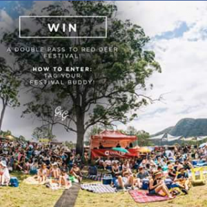 The Gourmand  Gourmet – Win A Double Pass To Red Deer Music And Arts Festival
