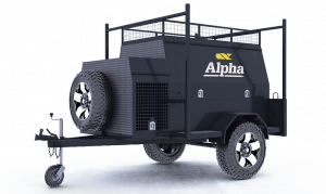 Alpha Products – Win a Tradesman's Trailer Worth $20000 Or 1 of 60 85-piece Drill Sets (prize valued at $20,000)