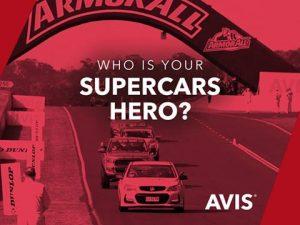 Avis Australia – Bathurst Supercars 2017 – Win the ultimate Supercars Supercheap Auto Bathurst 1000 weekend