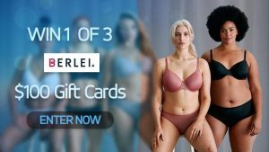 "Channel Seven – Sunrise Family Newsletter – ""Berlei"" – Win 1 of 3 Berlei Gift Cards valued at $100 each"