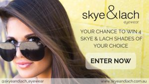 "Channel Seven – Sunrise Family Newsletter ""Skye & Lach Eyewear"" – Win 4 Sunglasses & 4 Soft Pouches in Metallic valued at $350"