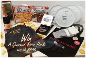 Dr. Oetker Ristorante Australia – Win the ultimate gourmet pizza pack valued at $500