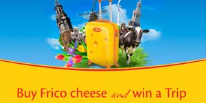 F. Mayer – Frico Cheese – Win a trip for 2 to Amsterdam valued at up to AU$10,000