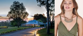 HGX – Beautiful Accommodation – Win a 2-night stay for 2 at Spicers  Vineyard Retreat PLUS Here Comes The Sun Necklace from Samantha Wills valued at $1,167