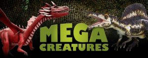 Hunter Valley Gardens – Mega Creatures – Win 1 of 3 Family Passes for 4 valued at $102 each
