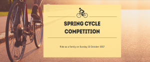 Make Healthy Normal –  Spring Cycle – Win 1 of 25 double passes to the 2017 Spring Financial Group, Spring Cycle valued at $198 each