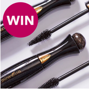 Mirenesse – Win 1 of 15 Secret Weapon Supreme 24Hr Mascara value at over $49 each