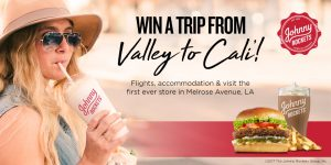 Nova 106.9 – From Cali to the Valley – Win a trip for 2 to Los Angeles, USA valued at $5,500