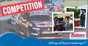 Performance Feeds – Anipro 2017 Photo Challenge – Win a V8 Supercar Experience on the Gold Coast