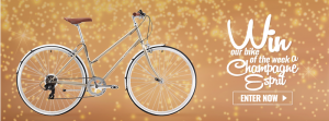 Reid Cycles – Win a Champagne Esprit bicycle worth $399