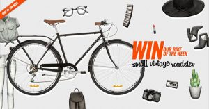 Reid Cycles – Win a REID Small Black Vintage Roadster valued at $299