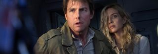 "SWITCH – Win 1 of 5 copies of Tom Cruise's apocalyptic ""The Mummy"" on Blu-ray"