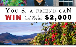 Wildiaries – Win a trip for 2 to Tassie valued at $2,000