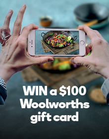 Woolworths – Royal Melbourne Show – Win a $100 Woolworths WISH gift card
