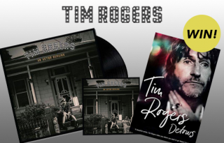 ABC Music – Win One Of Two Tim Rogers Prize Packs (prize valued at $153)