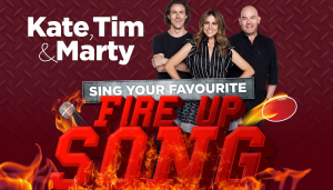 Nova FM – Win A Grand Final Prize Pack With Kate (prize valued at $6,490)