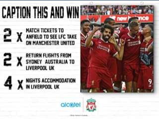 Alcatel Mobile – Win A Trip To Anfield | Lfc Fans