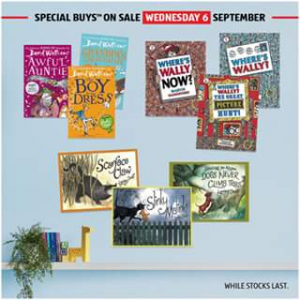 Aldi Australia – Win Some Classic Books Closes @3pm Aest