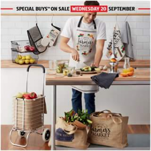 Aldi Australia – Win Some Market Essentials