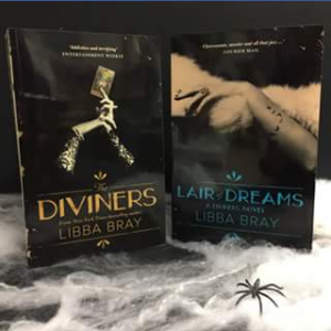 Allen  Unwin teen – Win A Diviners Book Pack