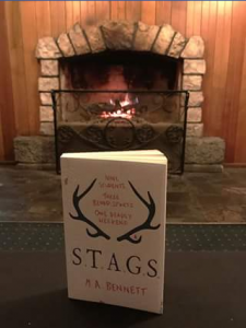 Allen  Unwin teen – Win One Of Three Copies Of Stags