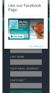 Alluxia – Win A Sunshine Coast (prize valued at  $1,199)