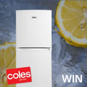 Appliances Online – Win this Awesome 221l Lemair Fridge (prize valued at $499)