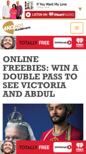 ARN 4KQ – Win A Double Pass to see Victoria and Abdul