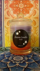 Astara Candles – Win this Angel Scented Chakra?