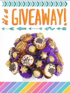 Asters Paperie – Win a Chocolate Bouquet From Edible Blooms