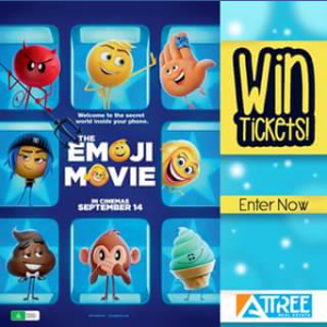 Attree Real estate – Win One Of Five The Emoji Movie Dps