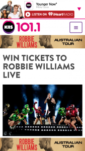 Australian Radio Network / IHeartRadio – Win One Prize Each (prize valued at $327.80)