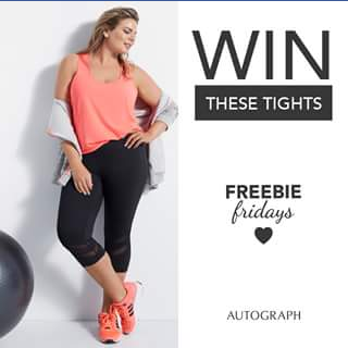 Autograph fashion – Win A Pair Of Tights