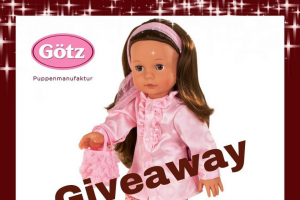 Axis Toys – Win a Gotz Limited Edition Precious Day Elizabeth Doll (prize valued at $175)